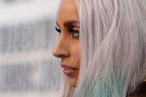 La lista también incluye a la excéntrica cantante Lady Gaga quien obtuvo...