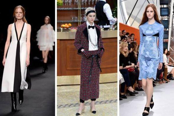 Las mejores tendencias de París siguen deslumbrando a todos y el derroch...