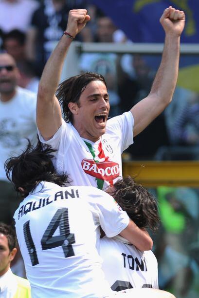 El gol de la victoria fue producto de Luca Toni al minuto 83.