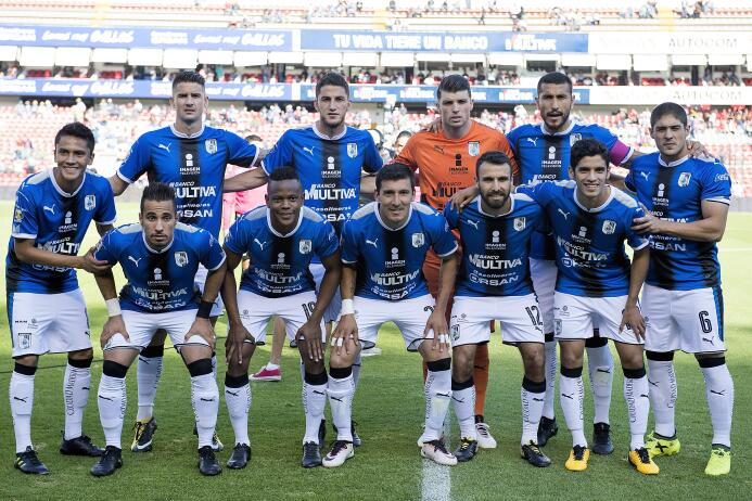 Vuelve Rafa Márquez y Querétaro le regala el empate al Atlas 20171028-77...