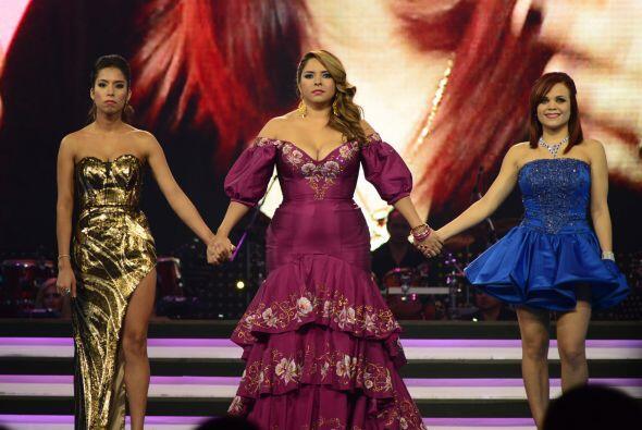 En la tercera gala, fue un round de guerreras: Virginia Stille, Vivian y...