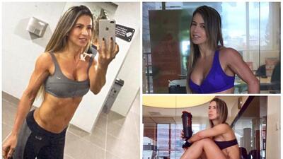 Marcela Rivas, su sensualidad y belleza que la llevaron a ser Chica Fitness en Colombia