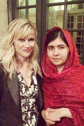 Reese Witherspoon tampoco perdió la oportunidad de retratarse con esta t...