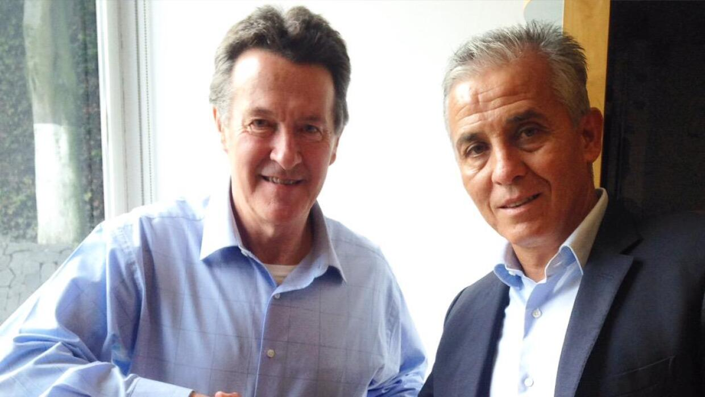 Sergio Bueno llega a Cruz Azul