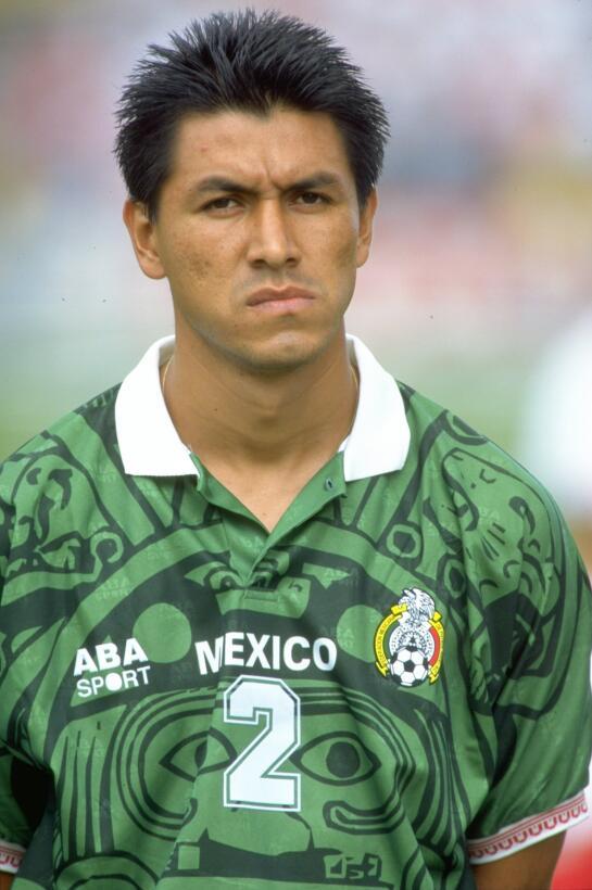 3. Claudio Suárez (México) - 177 partidos