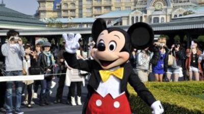 Ganancias netas de Disney cayeron a a $942 millones en segundo periodo.