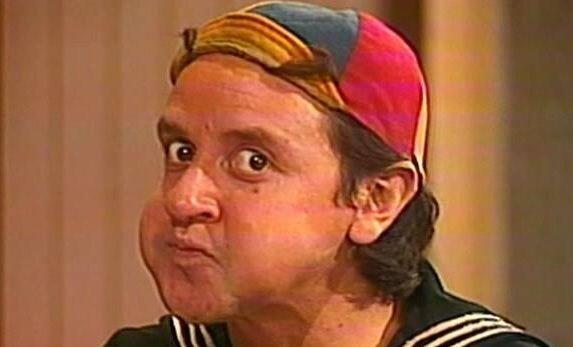 """¡Ya cállate, cállate, cállate que me desesperas!"""" ...pobre Chavito! Siem..."""