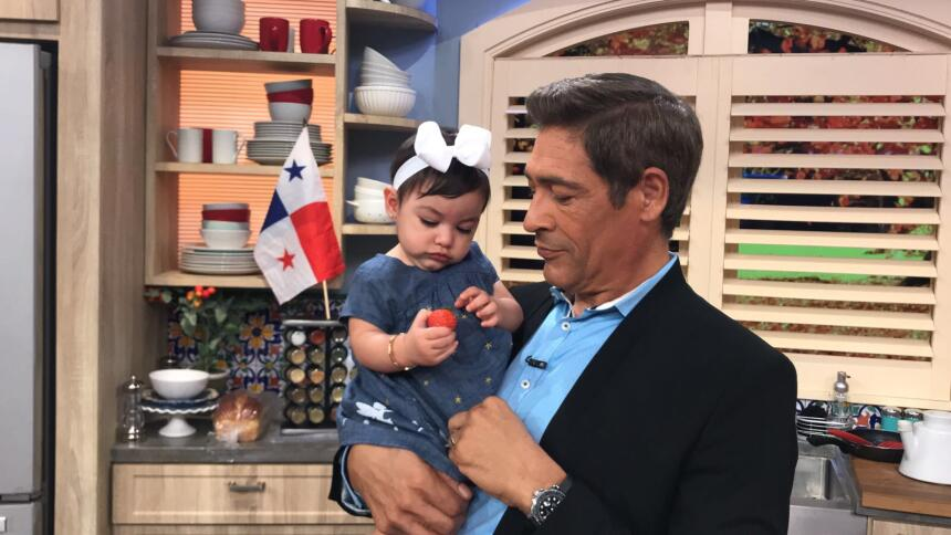 Amaia, Johnny Lozada nieta, Despierta América