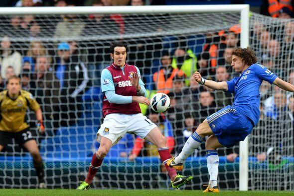 Chelsea tuvo acción en la jornada dominical de la fecha 30 en la Liga Pr...