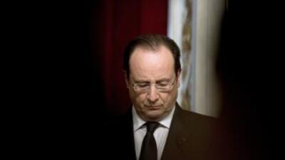 En medio del escándalo por infidelidad del presidente francés, este vier...