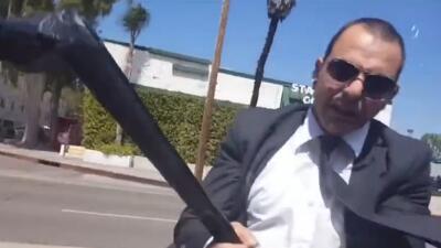 Los Ángeles se ha ganado la mala fama de ser la capital de la furia al v...