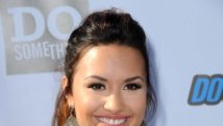 Demi Lovato dijo que no volverá a poner en peligro su vida sólo para luc...