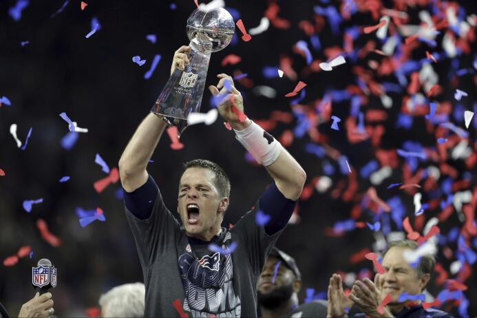 El Superbowl entre New Englands Patriots y Atlanta Falcons resultó ser u...