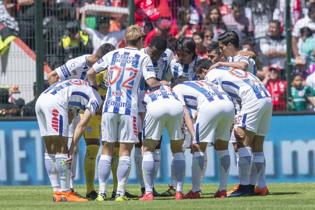 En fotos: Triunfo de Toluca con golazo digno del mejor 'Tiki-taka' 20180...