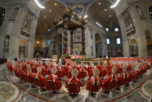 Sodano se refirió a la misión del papa y dijo que la &quot...