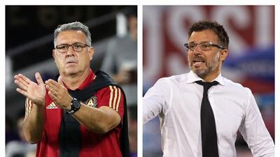 Estrategas de la 'Escuela Bielsa' se verán las caras en la MLS cuando Atlanta enfrente a Colorado