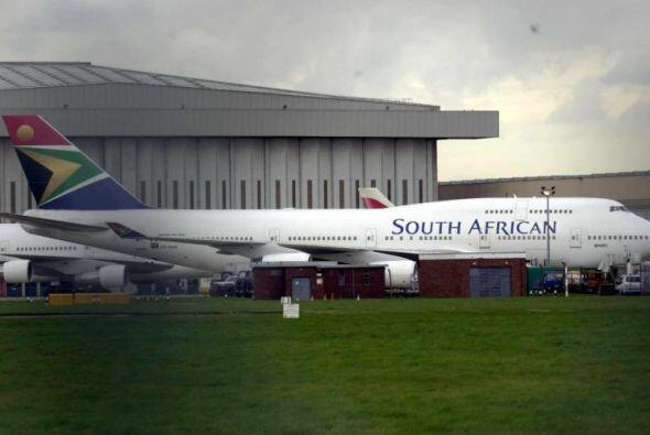 Recorrer los 12.825 kilómetros entre Johanesburgo, Sudáfrica y Nueva Yor...