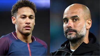 """Neymar: """"Tengo muchas ganas de trabajar con Guardiola"""""""