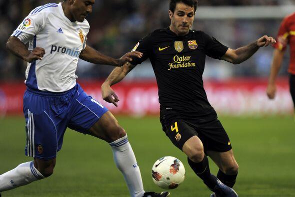 Ambos equipos salieron con la obligación de ganar. El Barça sigue en la...
