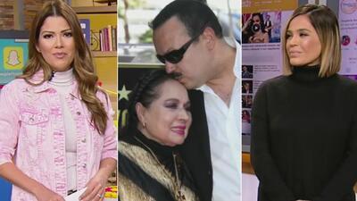 Ana Patricia y Karla comprenden la preocupación de los fans por los problemas de salud de Flor Silvestre