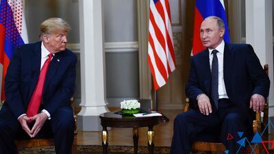 Omar y Argelia piensan que Trump se sintió chiquito y con miedo ante Putin
