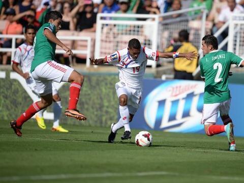 La jugada que cambió el partido del México vs. Panam&aacut...
