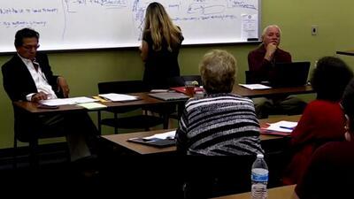 DACA, SB4 y muro fronterizo con México, los temas abordados en la escuela comunitaria Mountain Viewde Dallas