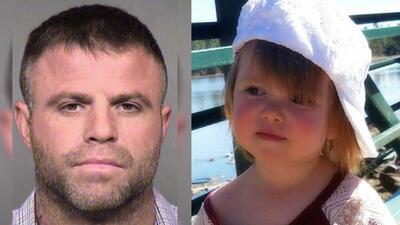 Sidney Michael Landers es acusado por el asesinato de la niña Morgan Fai...
