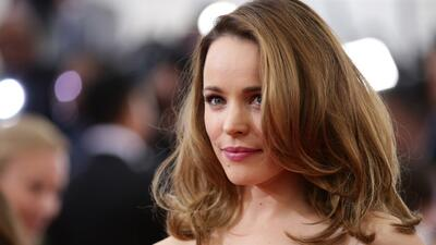 Rachel McAdams alabó el trabajo de Lindsay Lohan