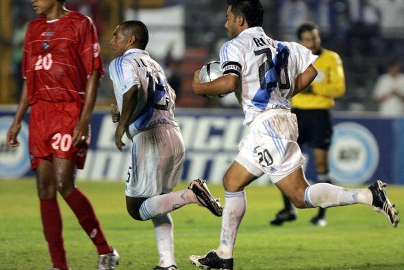 En esa competencia llegaron al hexagonal tras dejar afuera a El Salvador...