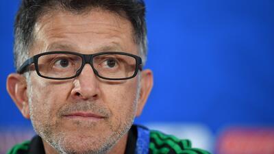 """Juan Carlos Osorio: """"Llegar como favoritos es el primer obstáculo que debemos superar"""""""