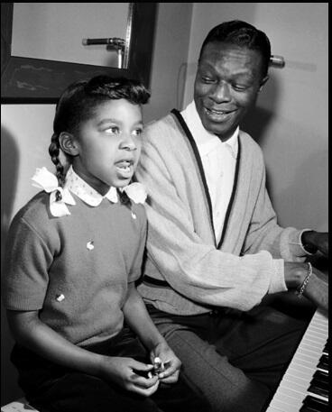 Natalie Cole y Nat King Cole