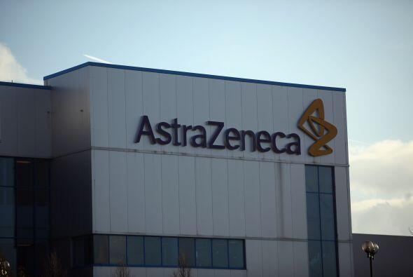 ASTRAZENECA- El beneficio neto de esta farmacéutica bajó un 36% en el pr...