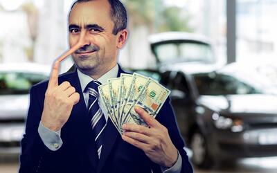 mentiras que dicen los vendedores de autos