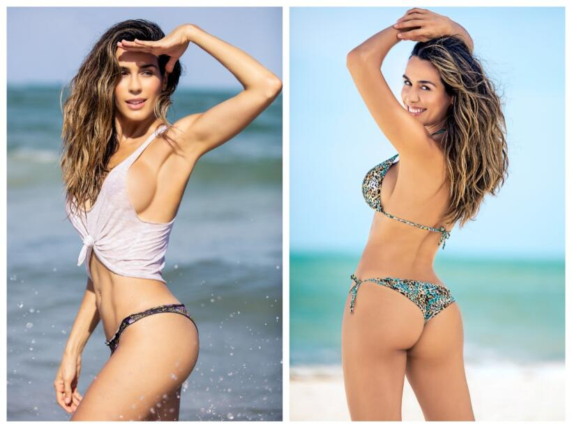 Carol Scaff (@carolscaff) es una hermosa modelo y presentadora brasile&n...