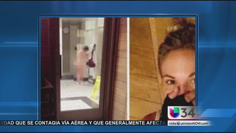 Conejita de Playboy podría ir a prisión por burlarse de una mujer en red...