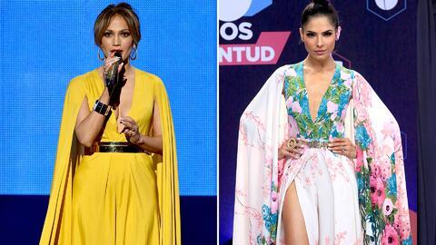 Jennifer Lopez versus Premios Juventud