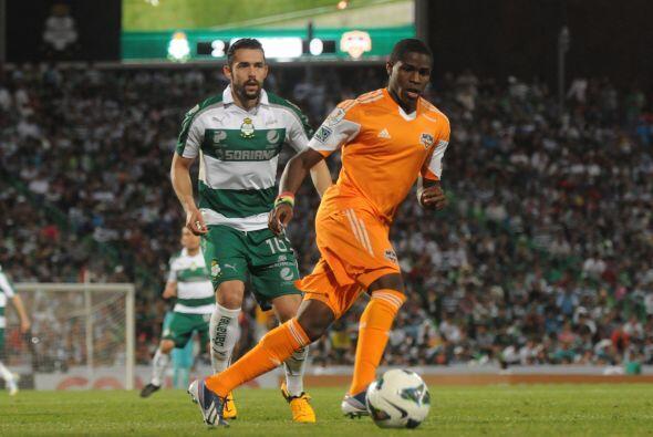 En el 2013 Santos volvería a ser protagonista de la Liga de Campeones de...