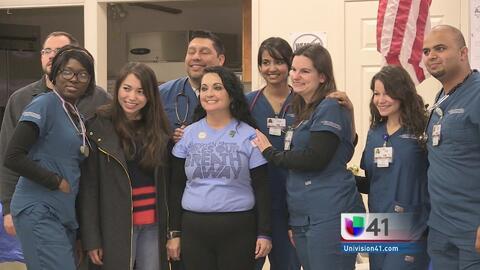 Ayudan a residentes a cuidar sus pulmones