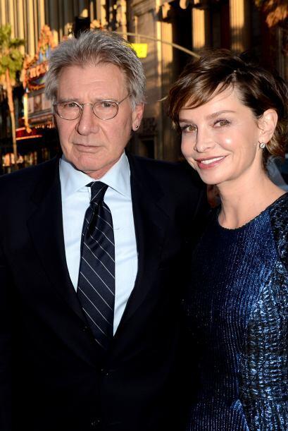 No obstante que hayan pasado los años, el actor Harrison Ford sigue teni...