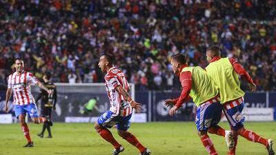 En fotos: Atlético San Luis vence a Dorados y tiene medio pie en la Primera División