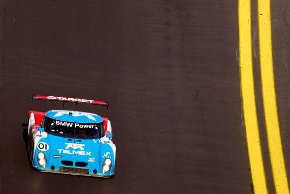 El primer auto de Chip Ganassi respondió a la exigencia de la carrera si...