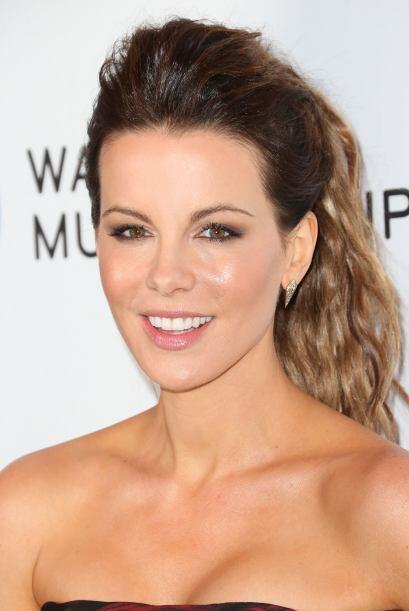 Kate Beckinsale, la guapa actriz británica es otra de las divas de Holly...