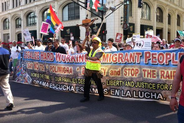 Medio Oeste se moviliza por la reforma migratoria