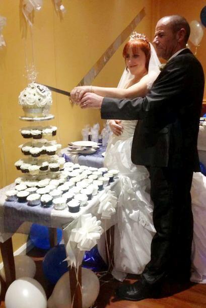 La boda se realizó como estaba planeada y los enamorados pudieron decirs...