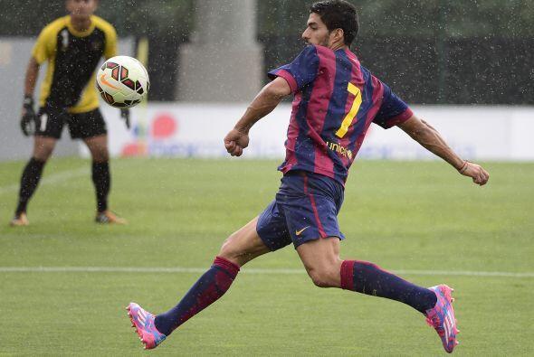 Ahora en España, Suárez deberá mostrar que es todo un 'depredador' de po...