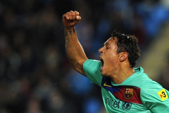 Pero fue el propio Barcelona el que se puso en ventaja.