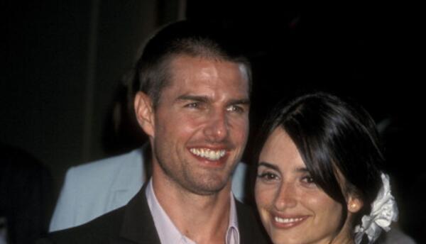 Tom Cruise y Penelope Cruz