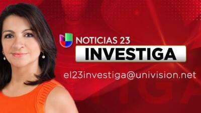 Erika Carrillo es la reportera al frente de las investigaciones en Miami.
