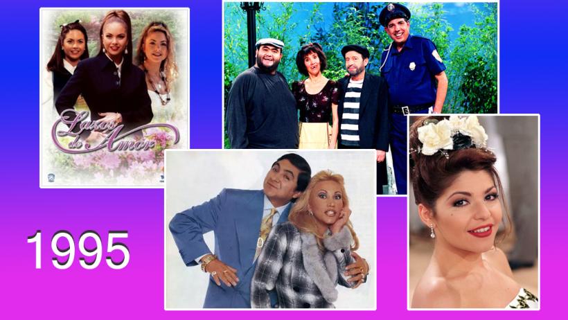 Televisión de 1995